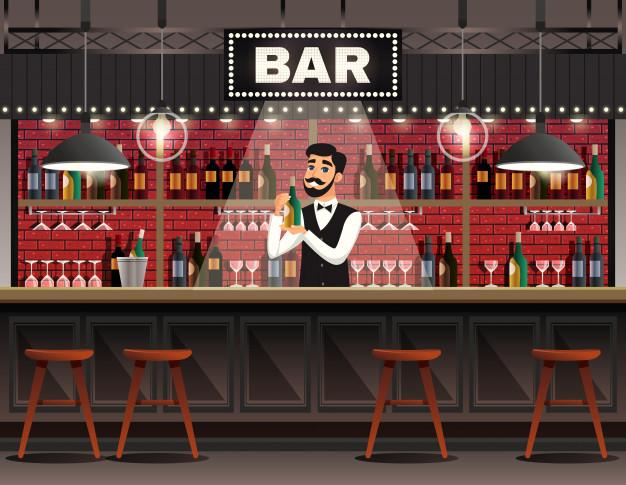 Manfaat Memiliki Bar Sendiri
